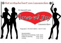 The Place to be, loveNJoy Leeuwarden!