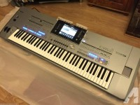 Yamaha Tyros5 76 key note